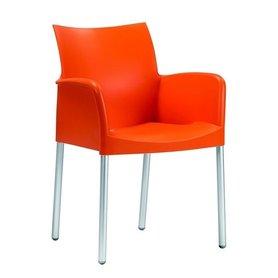 Plastové židle - křeslo Ice 850