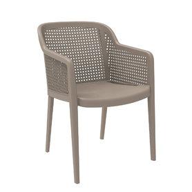 Židle - křeslo Octa Cement Gray