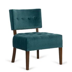 Dřevěné židle - lounge polokřeslo Vogue 9441