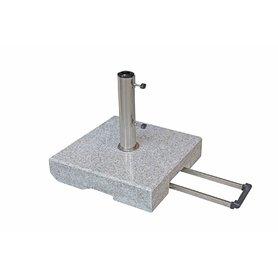 Slunečníky - podstavec Trolley Granit