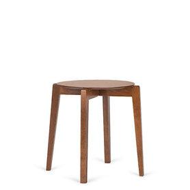 Židle - skládací dřevěná taburet ORI A