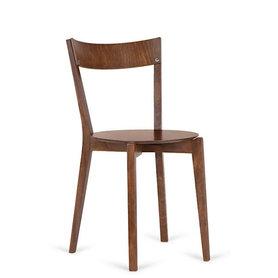 Židle - skládací dřevěná židle ORI A