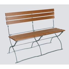 Zahradní židle - sklápěcí lavice Bertie