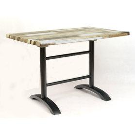 Zahradní stoly - sklopný stůl Trento 2QSM