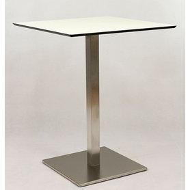 Kavárenské a restaurační stoly - stoly Pedrali 4402 INOX