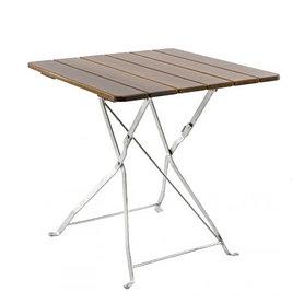 Zahradní stoly - stůl Klasik 70x70
