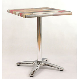 Kavárenské a restaurační stoly - stůl Roma 4QSM