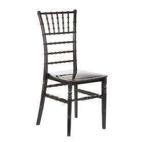 Plastové židle - Svatební židle Tiffany