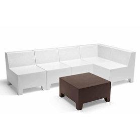 Lavice a sedačky - venkovní sedací systém PLAYA