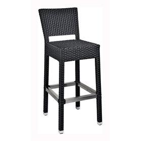 Zahradní nábytek - zahradní barová židle Mezza B