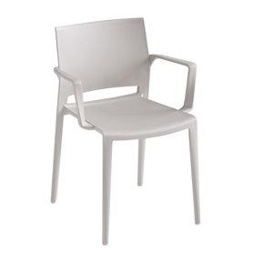 Plastové židle - židle Bakhita B