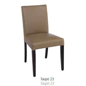 Dřevěné židle - židle Boston wenge / taupe 23
