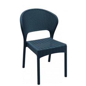 Zahradní židle - židle Daytona Dark Grey
