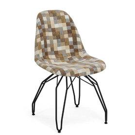 Židle - židle EOS M PAD tkaná látka Colourbox 7801