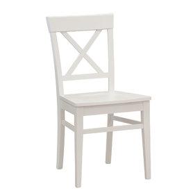 Židle - židle Grande masiv bílá