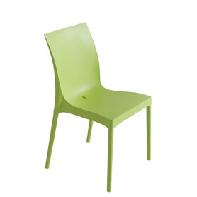 Plastové židle - židle Iris