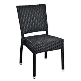 Zahradní židle - židle Mezza black