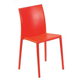 Plastové židle - židle Moon