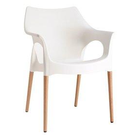 Plastové židle - židle Natural Ola