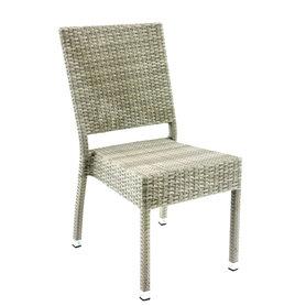 Zahradní židle - židle Sarah Silk Grey