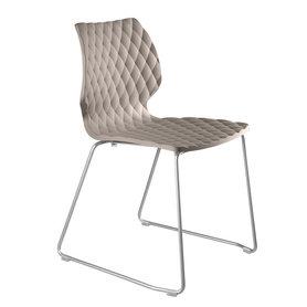 Kovové židle - židle UNI 552