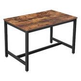 Industriální stoly