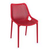 Plastové židle a křesílka
