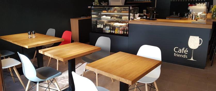 Café Friends Telč
