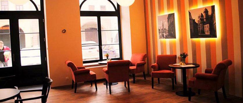 Café restaurant U Zlatého Beránka