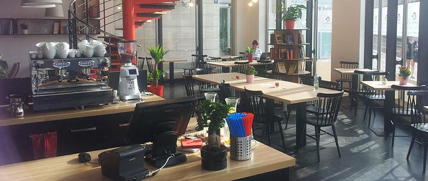 Kavárna Cafedu