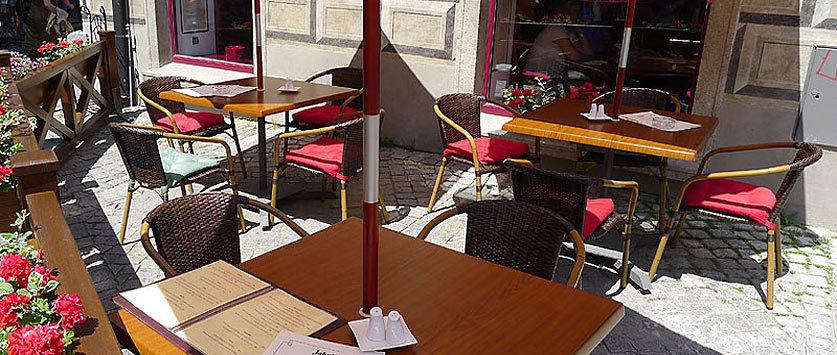 Restaurace Jakub v Krčínově domě