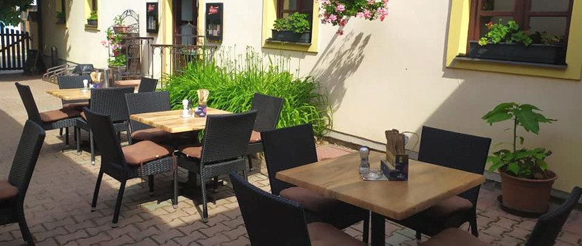 Restaurant & penzion